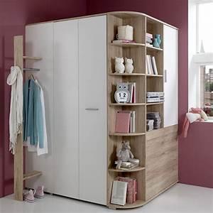 Begehbarer Kleiderschrank Ecke : begehbarer kleiderschrank jugendzimmer haus ideen ~ Markanthonyermac.com Haus und Dekorationen