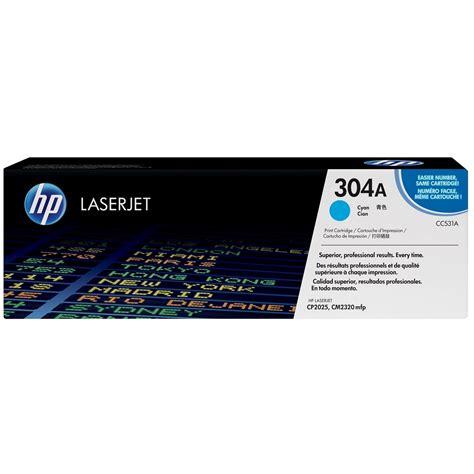 color toner printer original hp 304a cyan toner cartridge cc531a ink n