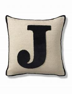 Letter j cushion ms for Letter m cushion