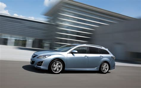 Mazda Biante Backgrounds by Mazda 6 Sport Wagon 2011