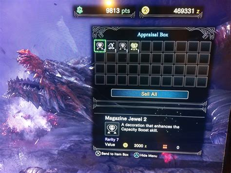 mighty bow decoration mhw decoration  home
