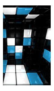 cube room 3D HD 1920 x 1080 by h1s0ka on DeviantArt