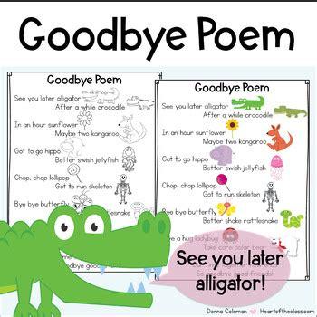 kinder talk  goodbye   summer school