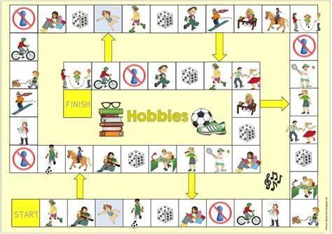 "Ideenreise Ergänzende Materialien ""hobbies""  Englischunterricht  Pinterest Ideenreise"
