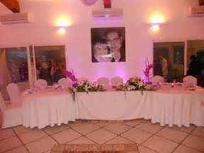 deco table des maries table d honneur table des mari 233 s honneur table et mariages