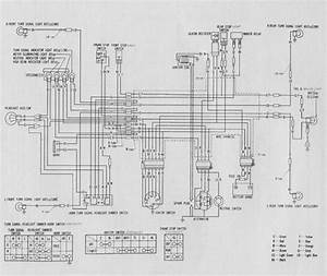 Honda Ct70 1979 Wiring Diagram  61702