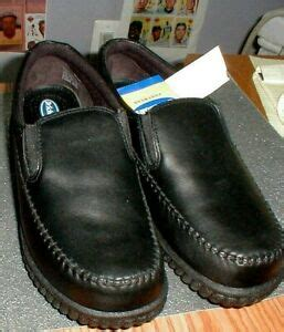 May not be combined with other offers. WOMENS SHOES 7 1/2W DR SCHOLL'S BLACK LEATHER WALKER GEL ...