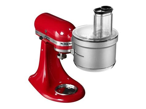 Kitchenaid Mixer Food Processor Review by New Kitchenaid Exactslice Food Processor Attachment
