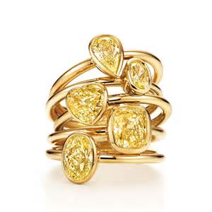 5k wedding ring 26 engagement rings 5k gold engagement ring with shaped yellow diamonds engagement
