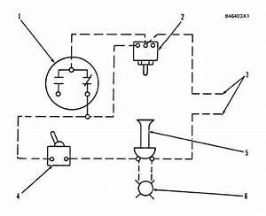 Schematic Oil Pressure Switch Wiring Diagram