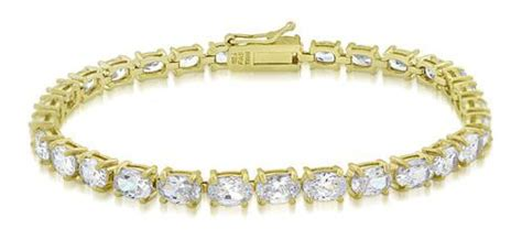 The Tennis Bracelet Is A Wardrobe Classic, Do You Have One? Chanel Jewelry Real Or Fake Pin St Tropez Stores Clean Rings Unsigned Rubbing Alcohol Rogers North Bay Park Lane Buy