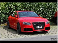 650HP Audi RS5 w Supercharger & HMS Exhaust ONBOARD