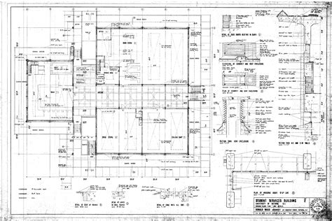 architecture floor plans architectural modernism in victoria