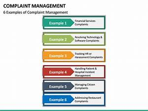 Complaint Management Powerpoint Template