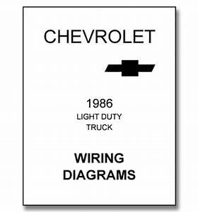 1984 Chevrolet Camaro Wiring Diagram