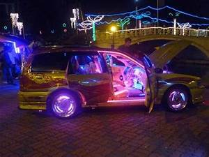 Neon car You Like Nice Cars Follow me 4 Way More