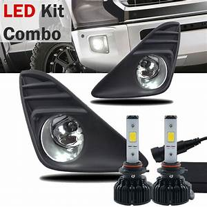 Led Kit   2012-2014 Toyota Camry Fog Lights - Wiring Kit Included