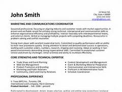 Marketing And Communications Coordinator Resume Template Premium Cover Letter For Apple Specialist Denial Letter Sample Communications Specialist Cover Letter Cover Letter CSU Coordinator Of Marketing And Communications