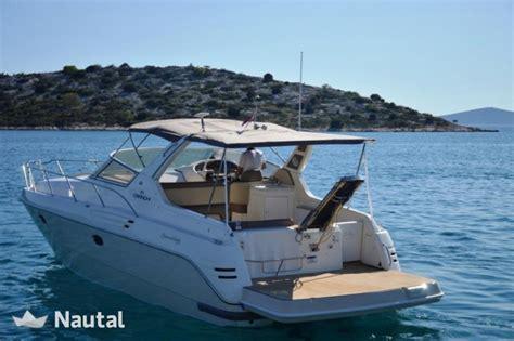 Motorboat Rental Near Me by Motorboat Rent Cranchi Smeraldo 37 In Port Tribunj