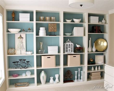 bookcases that look like built ins wow gorgeous ikea billy bookcases made to look