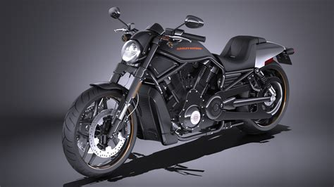Harley-davidson V-rod Night Rod Special 2016