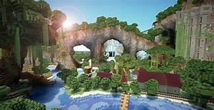 Download mappe per Minecraft: Regno Abbandonato e Castello