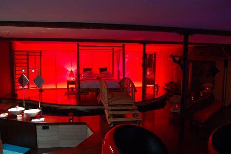 hotel belgique avec dans la chambre le loft baiser de shogun chambre avec et