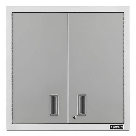 gladiator 30 wall cabinet shop gladiator 30 in w x 30 in h x 12 in d steel wall