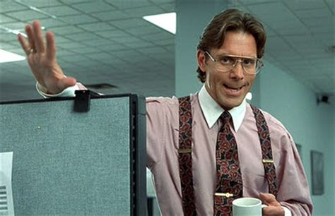 Office Space Virus by The Emporium Classic Throwback Office Space Mike