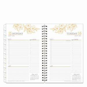Franklin covey planner botanica wire bound one page per for Franklin covey templates pdf