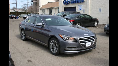 2014 Hyundai Genesis 3 8 by 2015 Hyundai Genesis 3 8 Sedan Review And Test Drive