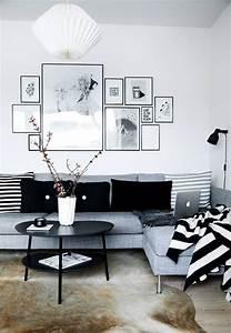 Wohnzimmer In Grau : wohnzimmer grau einrichten und dekorieren ~ Sanjose-hotels-ca.com Haus und Dekorationen