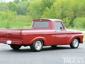 1961 Ford F-100 Unibody- A Crowning Achievement
