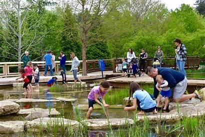 Morton Arboretum Meet Lisle Garden Childrens Wagner