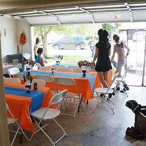 Garage Patry : garage table set up for graduation party graduation party pinterest garage graduation ~ Gottalentnigeria.com Avis de Voitures