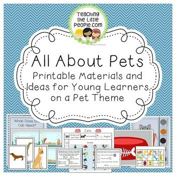 songs about pets for preschoolers all about my pet printables activities amp ideas for 156