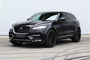 Hamann team reveals a tweaked Jaguar F-Pace SUV