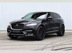 Hamann team reveals a tweaked Jaguar FPace SUV