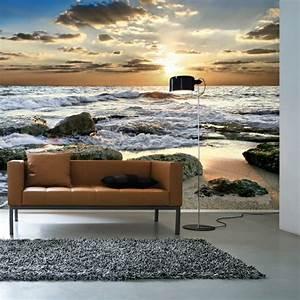 quels stickers trompe l39oeil choisir idees en 50 photos With tapis de yoga avec comment changer la couleur d un canapé en cuir