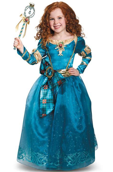 Merida Prestige Child Costume - PureCostumes.com