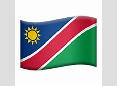 Flag Of Namibia Emoji for Facebook, Email & SMS ID