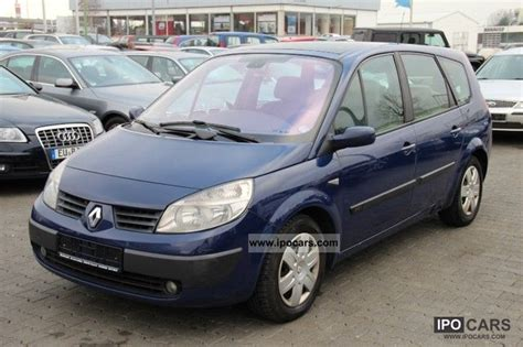 renault scenic 1 5 2005 technical specifications interior and exterior