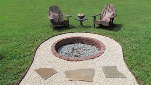9, Inspiring, In-ground, Fire, Pit, Designs, And, Ideas