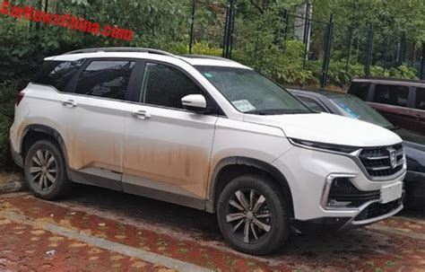 Wuling Photo by New Photos Of The Baojun 530 Suv For China Carnewschina