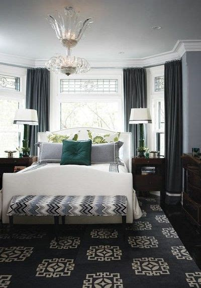 gray curtains in bedroom the interior decorating rooms