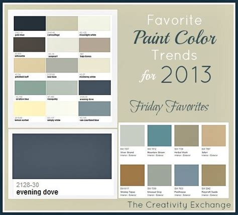 interior color trends for homes 31 best images about home decor on wall colors