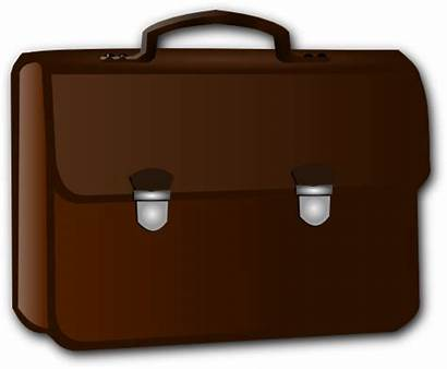 Briefcase Clipart Clip Breifcases Bag Transparent Cliparts