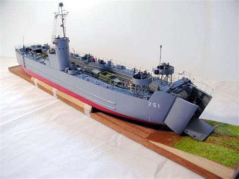 Largest Boat Makers In The World by Landing Ship Medium 1 72 East Coast Hobbies Model Store