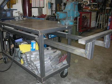 welding table ofn forums инструменты и приспособы