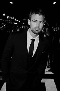Pics For > Theo James Tumblr Black And White